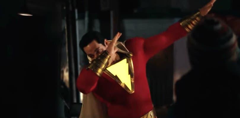 Billy Batson demuestra su pasión por Fornite en el nuevo tráiler de Shazam!