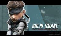 First 4 Figures presenta una nueva y simpática pieza de Snake de Metal Gear Solid