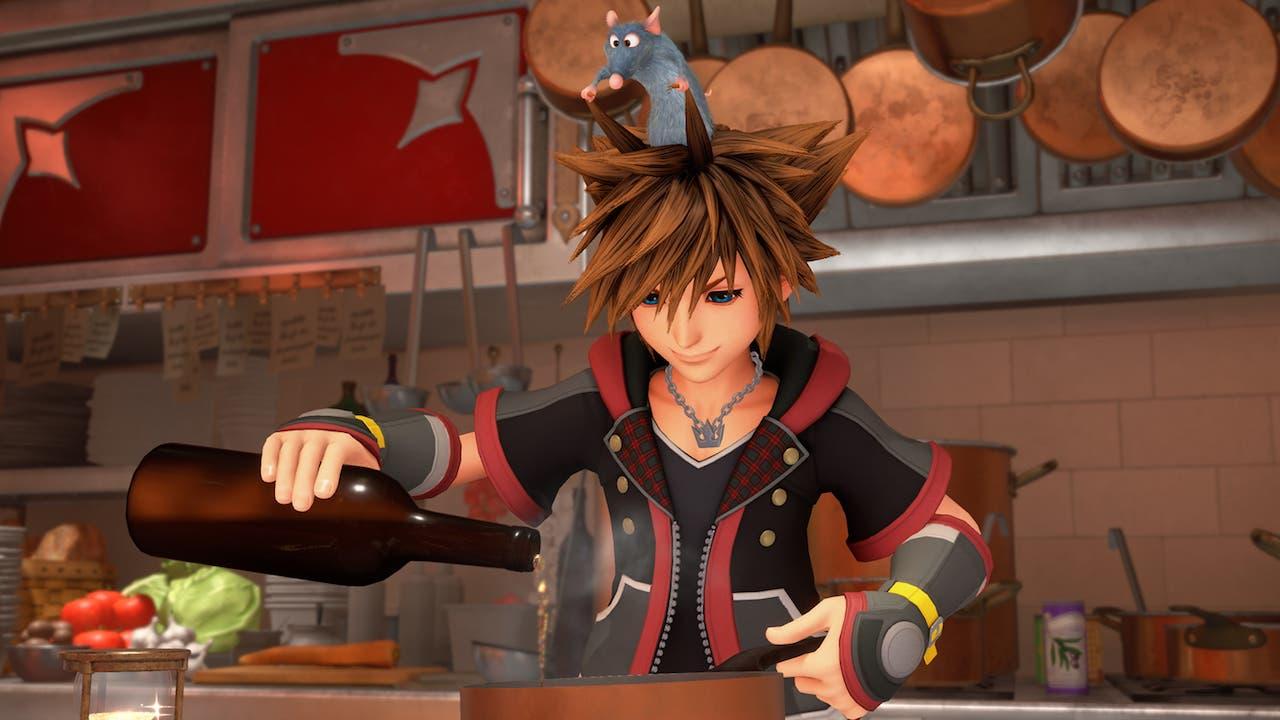 Imagen de Kingdom Hearts III es el juego más vendido en la historia de la franquicia en EUA
