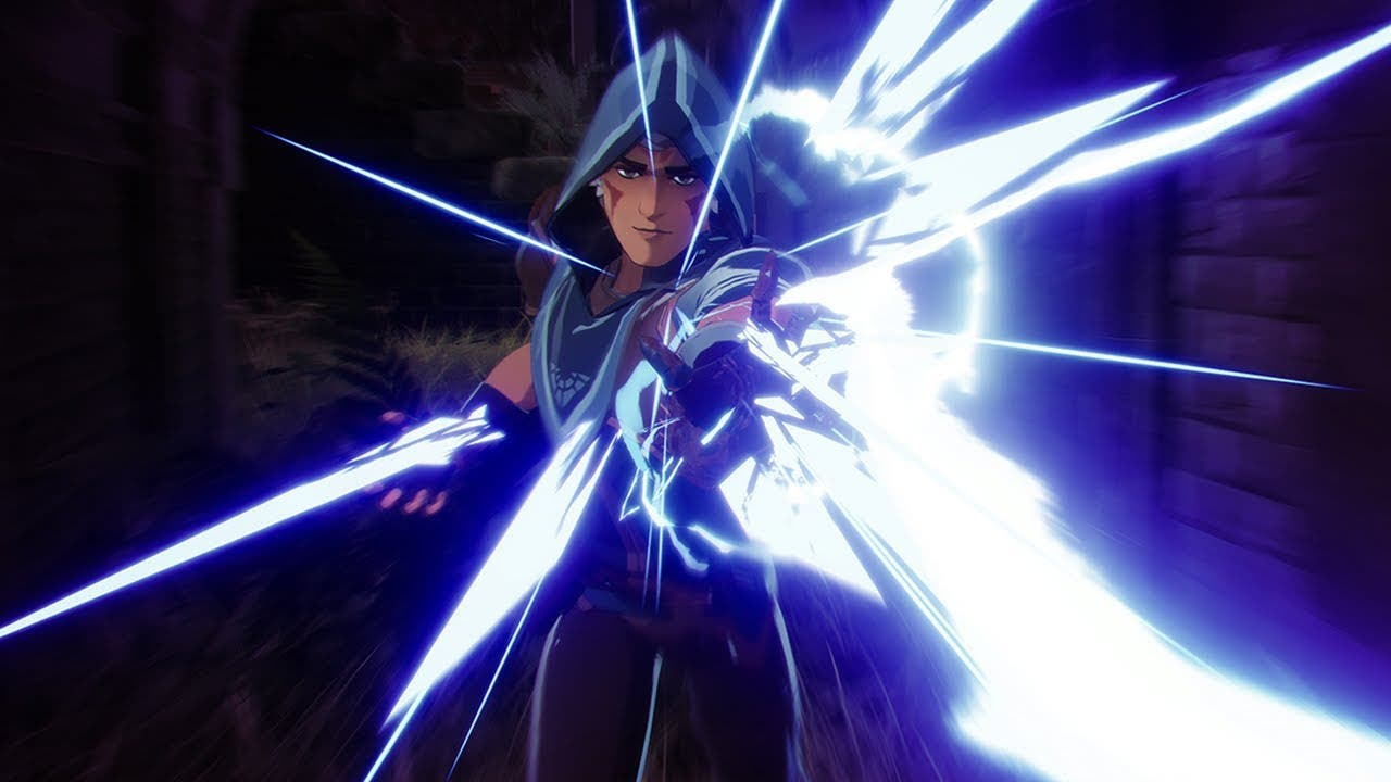 Imagen de Spellbreak, el Battle Royale mágico, se lanzará de forma exclusiva en la Epic Games Store