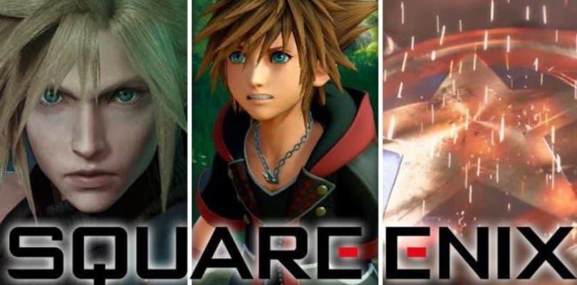 Square Enix se muestra optimista en su última reunión del año fiscal