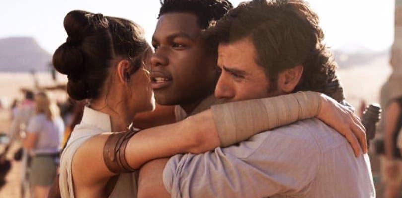 Star Wars: Episodio IX celebra el final de su rodaje con una emotiva imagen