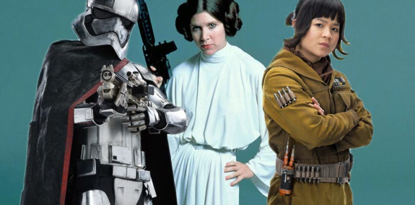 Lucasfilm estaría desarrollando 5 nuevas series de Star Wars: Leia, Rose, Phasma y más