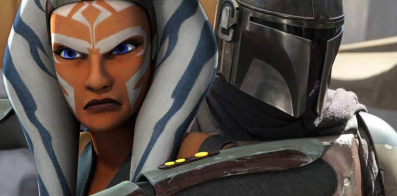 The Mandalorian y Star Wars: The Clone Wars serán presentadas oficialmente en abril