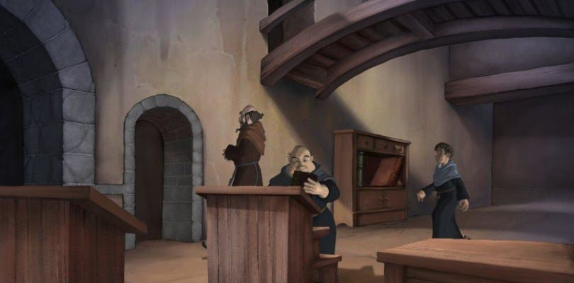 The Abbey y otrás aventuras gráficas clásicas verán la luz en Steam gracias a Erbe Software