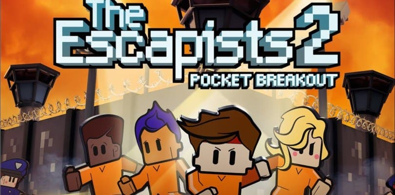 The Escapists 2: Pocket Breakout ya está disponible para móviles