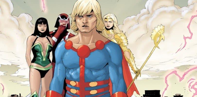 Marvel adelanta un mes el rodaje de Los Eternos