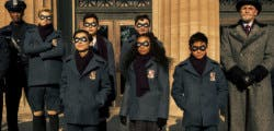 Crítica de The Umbrella Academy: Entre los X-Men y la nada