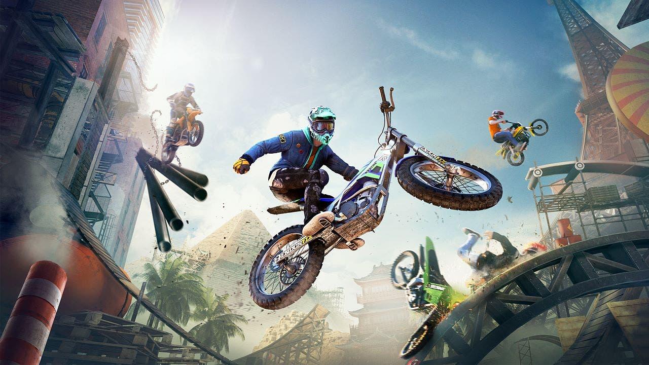 Imagen de Análisis Trials Rising: Ubisoft aprieta el acelerador