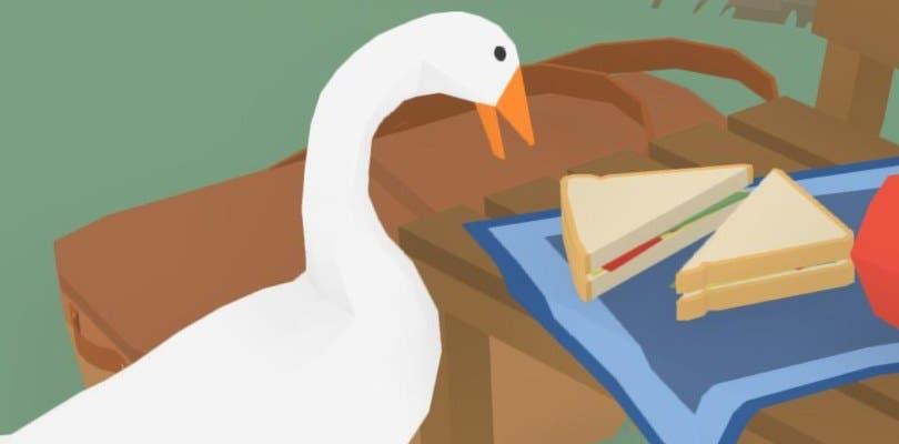 Untitled Goose Game sufre un retraso y llegará más tarde de lo previsto