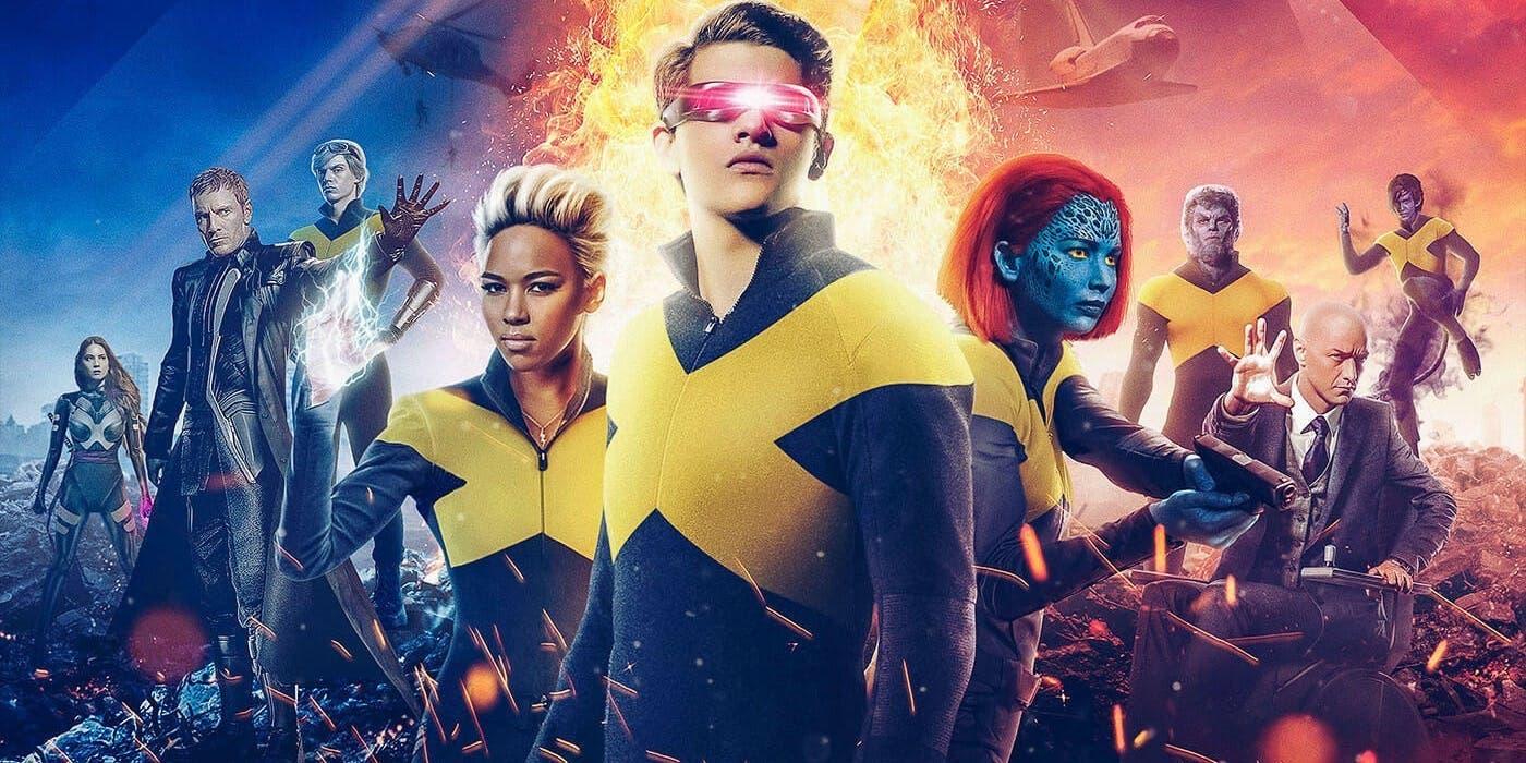 Imagen de Los problemas de X-Men: Fénix Oscura serían culpa de la compra de Disney