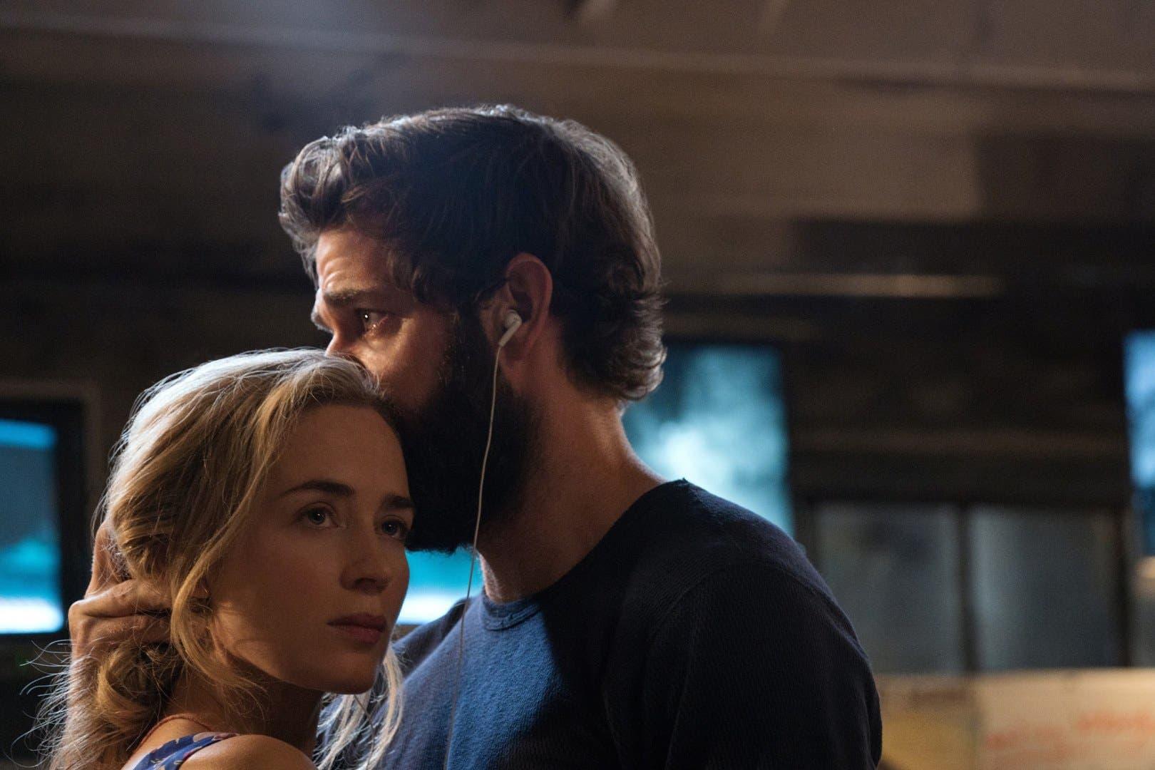 Imagen de John Krasinski dirigirá Un lugar tranquilo 2; Emily Blunt y el resto del reparto negocia su regreso