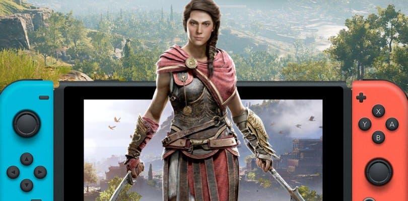 Ubisoft trabaja en un juego triple A no anunciado para Nintendo Switch