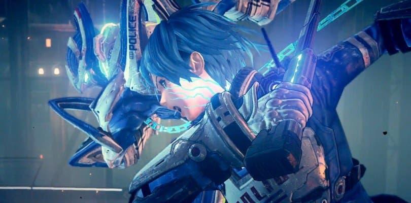 Astral Chain es lo nuevo de Platinum Games y llegará en agosto en exclusiva para Nintendo Switch