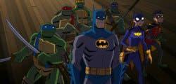Batman y las Tortugas Ninja tendrán una película de animación para primavera