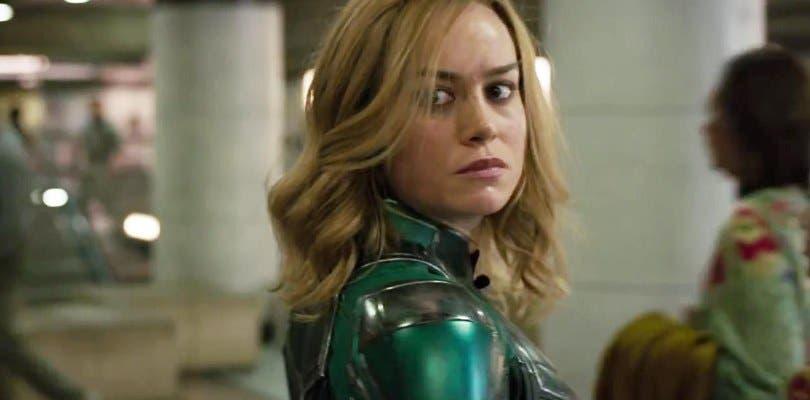 Capitana Marvel cuenta con dos escenas post-créditos