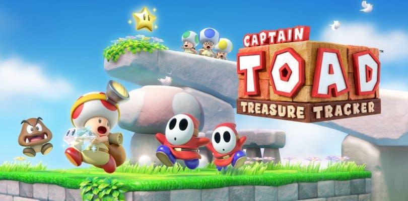 Captain Toad: Tresure Tracker se luce en nuevos artes conceptuales