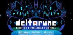Confirmada la fecha de lanzamiento de Deltarune en PlayStation 4