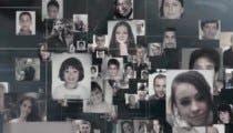 Los protagonistas de Desaparecidos, una serie para Telecinco, posan en una imagen