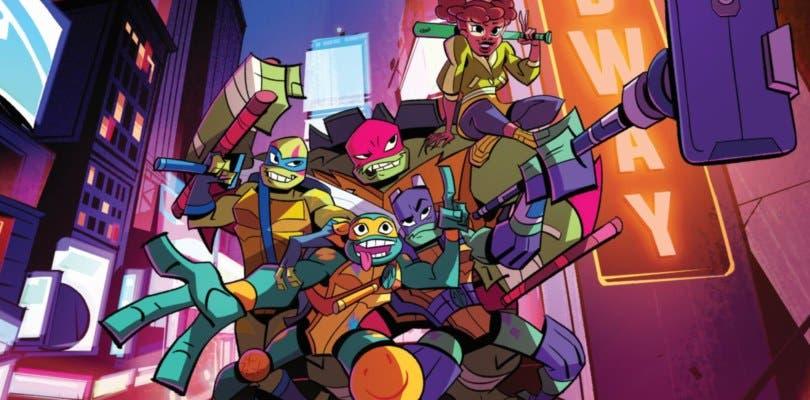 Nickelodeon trabaja en una película animada de las Tortugas Ninja para Netflix