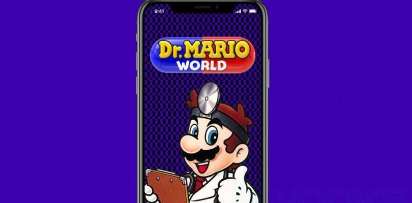 Dr. Mario será lo nuevo de Nintendo en el mercado móvil
