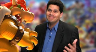 Reggie Files-Aime abandona Nintendo América y Bowser ocupará su cargo