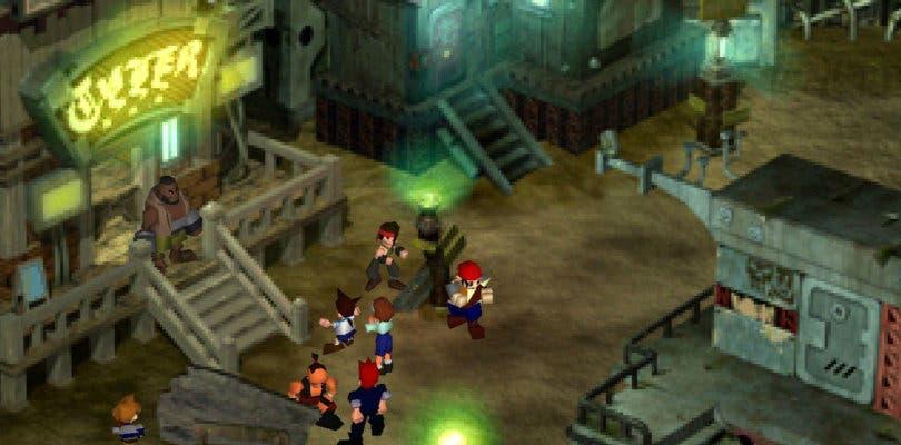 El clásico Final Fantasy VII ya disponible para reservar en Xbox Store