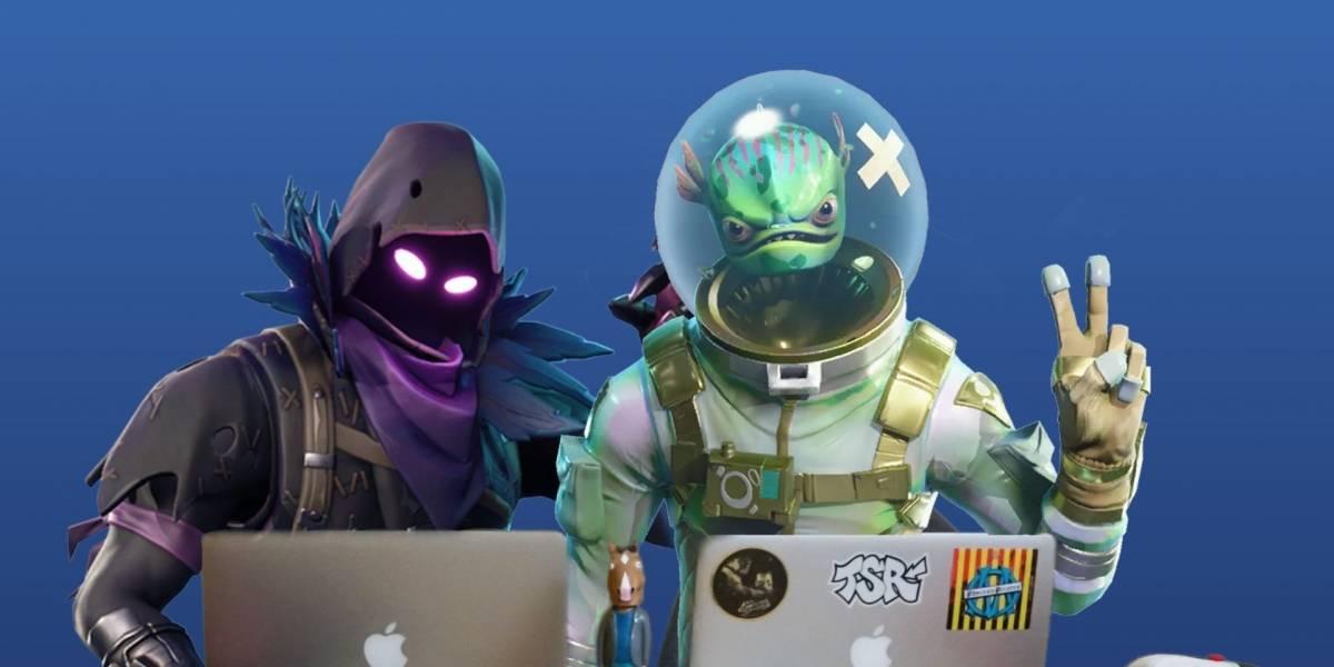 Imagen de Ya está disponible la nueva opción para fusionar cuentas en Fortnite