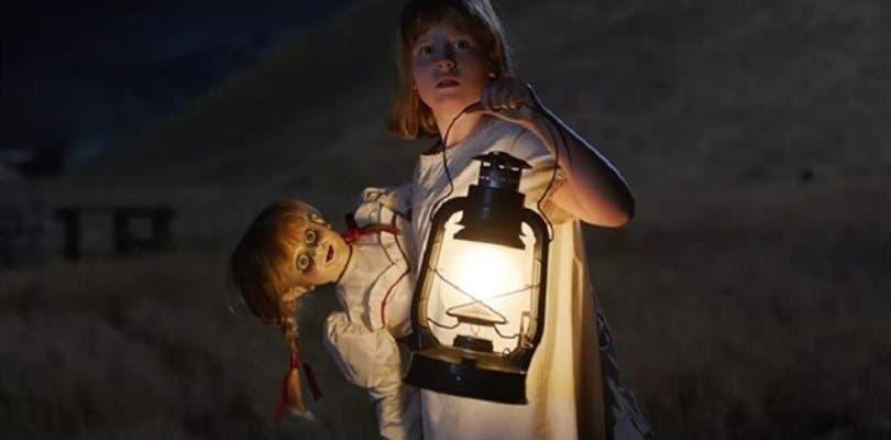 El terror de Annabelle 3 llegará a los cines una semana antes