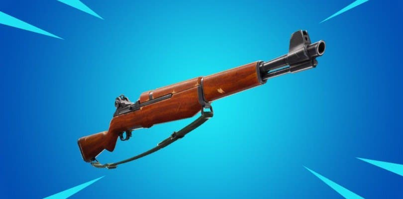 fusil de infanteria fortnite