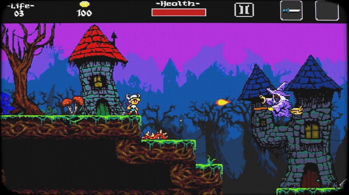 Imagen de Ghoulboy aterriza en Nintendo Switch el 14 de febrero