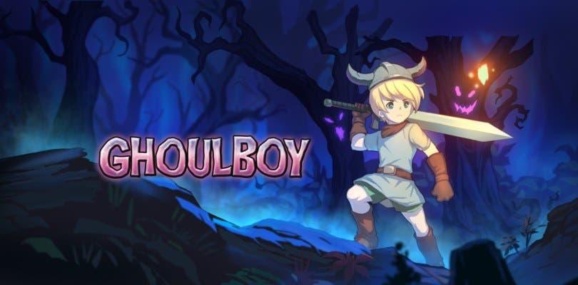 GhoulBoy contará con edición en formato físico para PlayStation 4 y PlayStation Vita