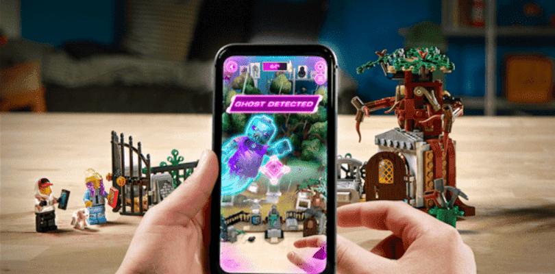 LEGO lleva la realidad aumentada a dispositivos móviles con LEGO Hidden Side