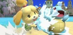 El amiibo de Canela de Super Smash Bros. muestra su boxart oficial
