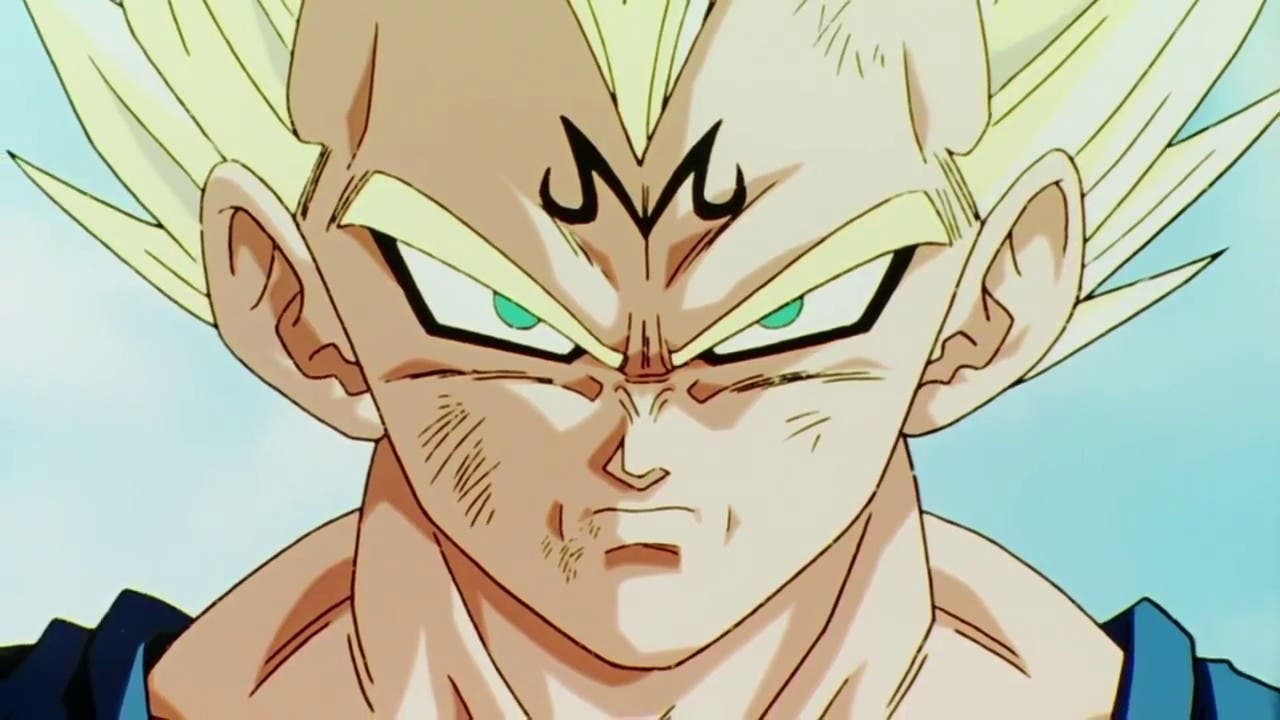 Imagen de Así sería Majin Vegeta con el estilo de Dragon Ball Super: Broly