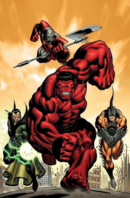 Marvel Hulu