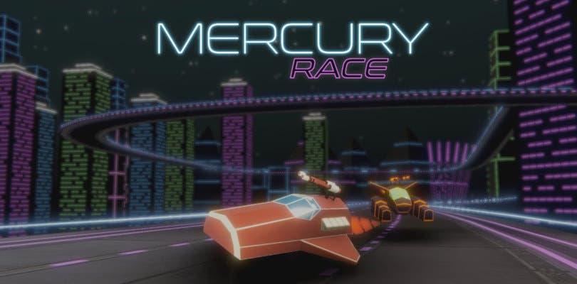 El indie español Mercury Race pone fecha a su estreno en Nintendo Switch