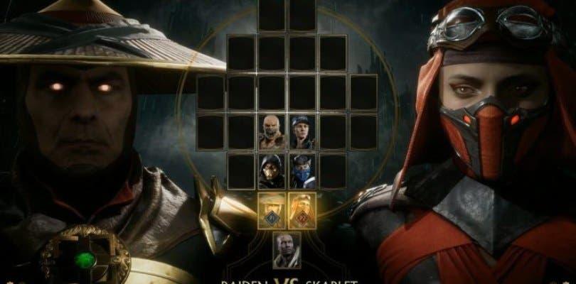 Esta es la lista con todos los personajes confirmados de Mortal Kombat 11