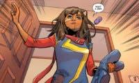 Brie Larson pide que Ms. Marvel se una a una hipotética Capitana Marvel 2