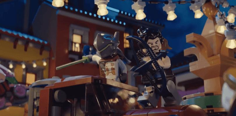 Overwatch y LEGO se fusionan en un espectacular corto animado