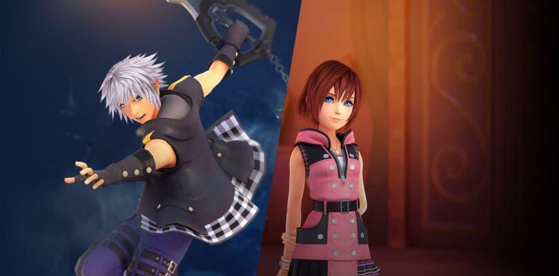 La llegada de Kingdom Hearts III a Nintendo Switch está siendo considerada por Tetsuya Nomura