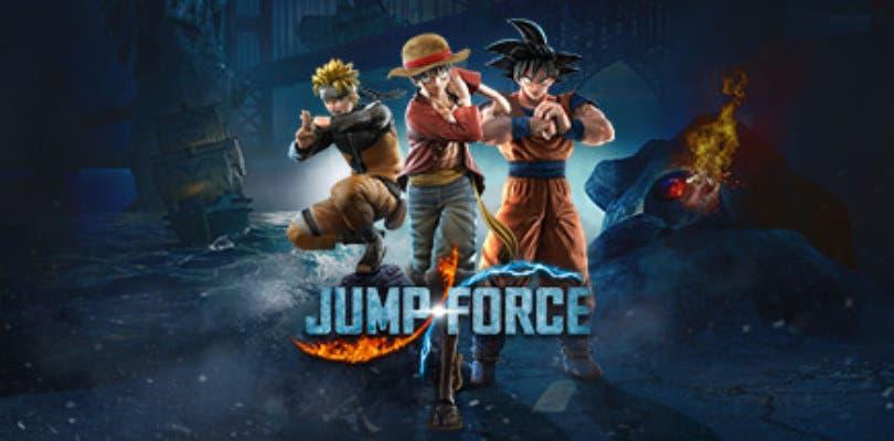 Este es el increíble tráiler de lanzamiento de Jump Force