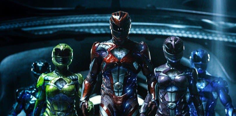 Paramount Pictures y Hasbro planean una nueva película de Power Rangers