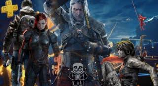 PlayStation Plus podría regalar estos juegos en marzo 2019