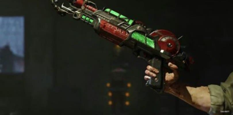 ray gun mark II call of duty: Black ops 4