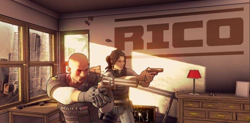 RICO, un shooter cooperativo independiente, confirma su lanzamiento para marzo