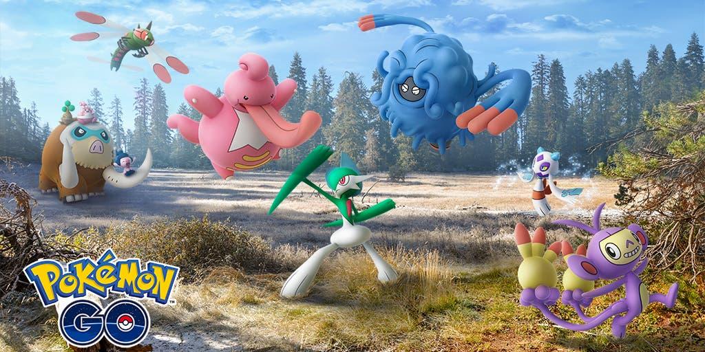 Imagen de Nuevos movimientos y evoluciones llegan a Pokémon Go