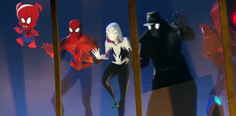 Blu-ray y DVD de Spider-Man: Un nuevo universo | Fecha y contenidos