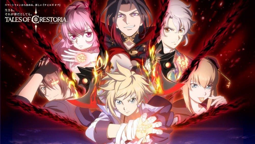 Imagen de Tales of Crestoria: nuevos detalles sobre Aegis, Yuna, Orwin y Cress Albane así como del sistema de batalla
