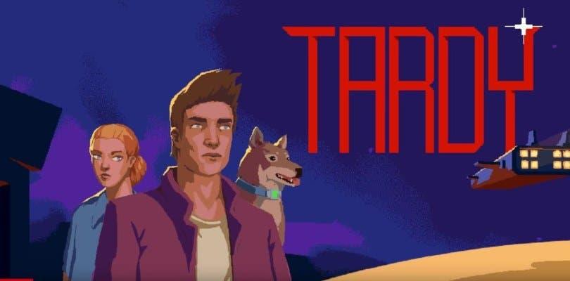 El indie Tardy se anuncia para Nintendo Switch y llegará el 1 de marzo